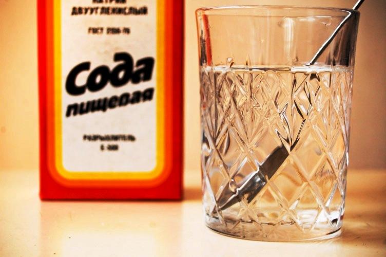 как правильно пить соду чтоб похудеть