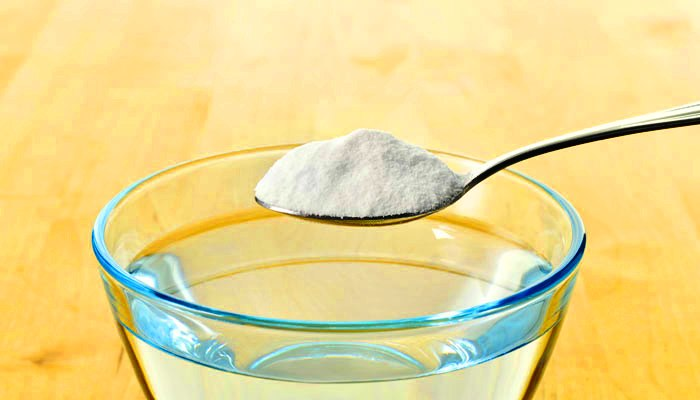 сода пищевая как принимать от паразитов